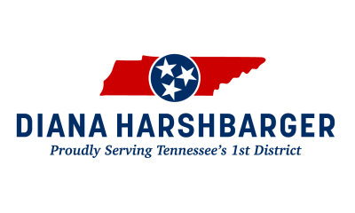 Diana Harshbarger, proudly serving Tennessee's First District